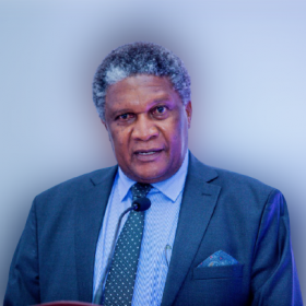 RTD Justice Robert Makaramba
