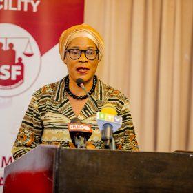 Board Member Martina Kabisama